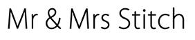 Mr & Mrs Stitch Promo Codes